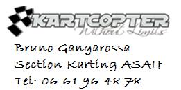 Signature Bruno Gangarossa